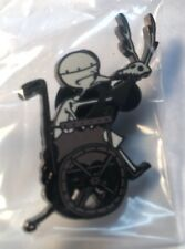 Disney Nightmare Before Christmas Dr. Finklestein Tin Pin
