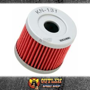 K&N MOTORCYCLE OIL FILTER FITS SUZUKI SINGLES UP TO 1 - KN-131