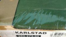 Sivik grün, org. IKEA Bezug für Karlstad Hocker, NEU OVP Husse, Wechselbezug RAR