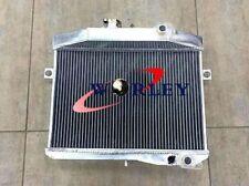 3 ROW aluminum alloy radiator Volvo Amazon P1800 B18 B20 engine GT 1959-1970 M/T