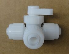 """Flair-It RV Water Line 3 Way Valve, All are 1/2"""" pex."""