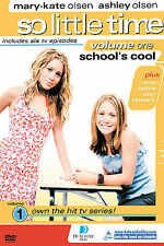 Mary-Kate  Ashley Olsen - So Little Time Vol. 1: Schools Cool (DVD, 2002)