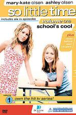 Mary-Kate & Ashley Olsen  So Little Time Vol.1 School's Cool (DVD 2002)
