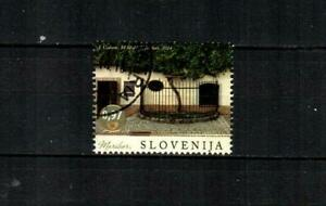 SLOVENIA Scott's 1037a Grapevine in Maribor F/VF used S/S single ( 2014 )