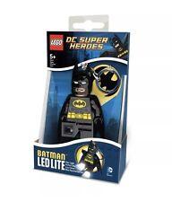 LEGO DC COMICS SUPER HEROES BATMAN pupazzetto LED luce chiave / Portachiavi / Fob