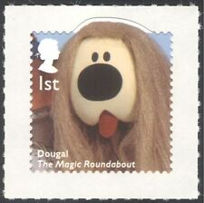 GB 2014 Dougal/Dog/Magic Roundabout/Children's TV/Television/Puppets 1v (b7387c)