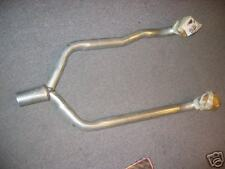 Corvette front y-pipe for 86-91 w/no cats-new