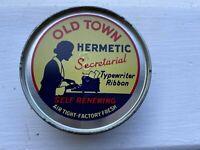 Vintage Old Town Hermetic Secretarial Typewriter Ribbon Key Unopened