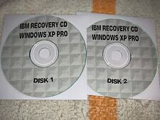 IBM ThinkPad A31 Laptop Recovery/Restore Disk Windows XP Professional