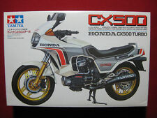 Tamiya 1/12 Honda Cx500 Turbo Motorcycle Model Kit T14016
