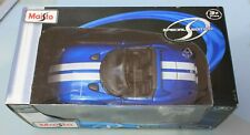 Dodge Viper SRT-10 Cabriolet - 1:24 diecast model by Maisto - boxed (sealed)