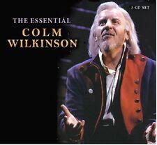 The Essential Colm Wilkinson (2016 Irish Music 3 CD Box Set)