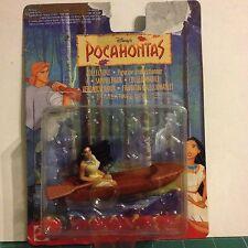 MATTEL 1994 Walt Disneys Pocahontas Pocahontas En Canoa Coleccionable VER FOTO