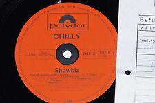 Chilly-showbiz-LP 1980 signifiant Archive-Copy MINT
