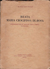 Beata Maria Crocifissa di Rosa