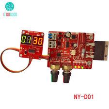 100A Spot Welding Machine Time Current Controller Control Panel Board Module Kit