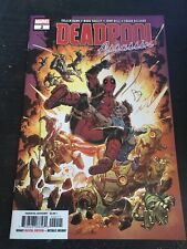 Deadpool Assassin#2 Awesome Condition 8.0(2018) Bagley/Dell Art