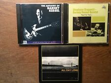 Barney Kessel [2CD Alben] Tea for Two + Artistry // Kenny Burrell - All Day Long