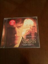 Cd Compact Disc Music from the Motion Picture The Talented Mr. Ripley