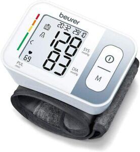 Beurer Wrist Blood Monitor BC 28