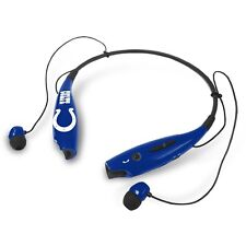 Indianapolis Colts 2019 Nfl Bluetooth Wireless Stereo Headset Headphone In Ear