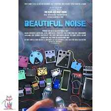 "Beautiful Noise Giant Poster - 36""x24"" (#4437)"