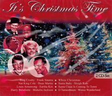 DOPPEL-CD NEU/OVP - It's Christmas Time - Bing Crosby, Doris Day u.a.