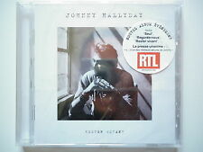 Johnny Hallyday cd album Rester Vivant