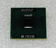 Intel Core 2 Duo Mobile T8100 2.1 GHz Laptop Processor CPU  SLAYP