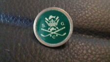 Sidmouth Golf Club Ball Marker