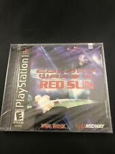 Colony Wars III: Red Sun (Sony PlayStation 1, 2000) Black Label Factory Sealed