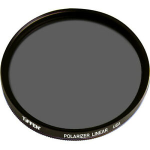 New Tiffen 46mm Linear Polarizer Filter Polorizing Filters MFR # 46POL