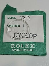 Rolex 25 129 , cyclop , 6917 , 6916 , New old Stock