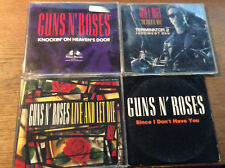 Guns N' Roses [4 CD Maxi] Live and Let Die + Since Have you + Knockin + Could