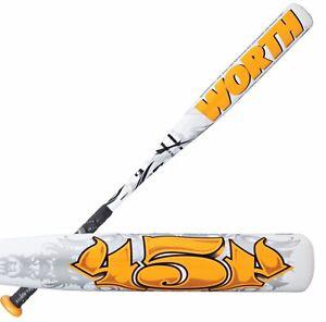 Worth YB454 Youth Softball Bat 32'' Inches / 20 Oz.