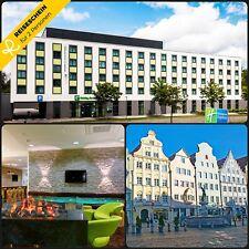 3 Tage 2P Augsburg Holiday Inn Express Hotel Kurzurlaub Städtereise Reiseschein