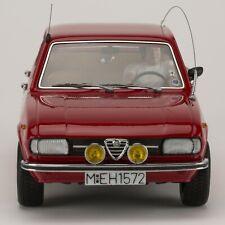 Amitrano on Alfa Romeo ALFASUD 1:18 con dentro CARLO VERDONE Infinitestatue