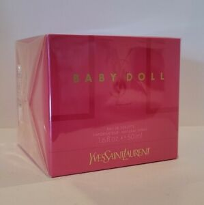 Yves Saint Laurent Baby Doll 50ml EDT Spray Women SEALED GENUINE RARE