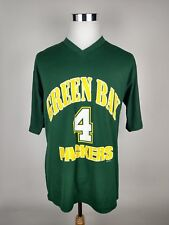 Brett Favre Green Bay Packers Jersey Shirt Size Large Adult Sports Attack