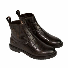 Santoni Chelsea Boot - braun - OUTLET SALE ANGEBOT
