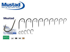 Port 50 hamecon Mustad 505 Classic N° 10 peche Mer Dorade Daurade