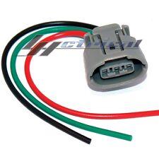 ALTERNATOR REPAIR PLUG HARNESS 3-WIRE PIN PIGTAIL FOR SUZUKI GRAND VITARA V6 2.5