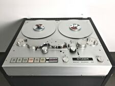 Studer a80 RC MKII/magnetófono/Tape Recorder