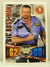 Slam Attax rival - #132 Big Boss Man