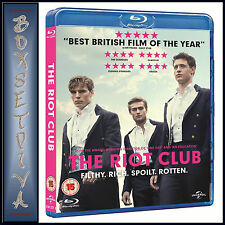 THE RIOT CLUB - Natalie Dormer  **BRAND NEW BLU-RAY  **