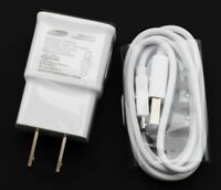 NEW OEM Genuine Samsung EP-TA12JWE 5V 2A Charger Adapter w/ Micro USB Cable