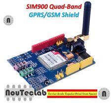 SIM900 GPRS/GSM Shield Development Board Quad-Band Module with Antenna