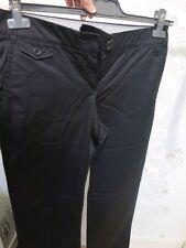 Pantalon Mango Basics - Taille 38 - Noir - Comme Neuf