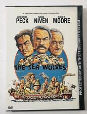 The Sea Wolves DVD  1999 Gregory Peck David Niven Roger Moore