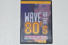 Wave To The 80's - (David Bowie, Camouflage, Madness, Killing Joke) DVD